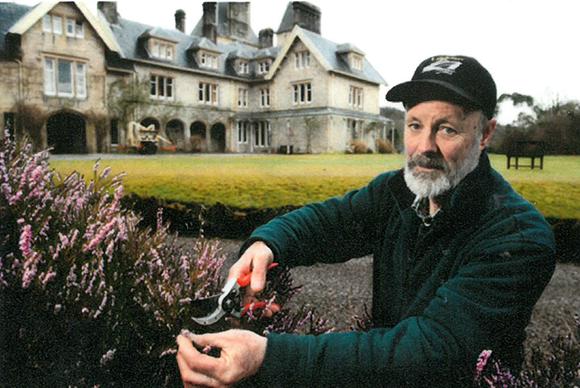 Ian Lamb, Gardener