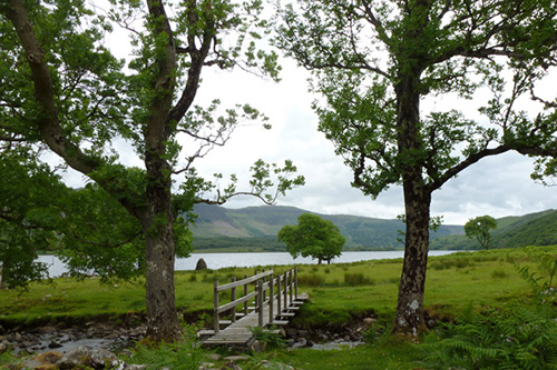 Rayhoy Hills & Loch Arienas