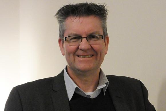 Tony McInnes, CEO